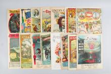 Lot of 15: Assorted Pieces of Sheet Music.