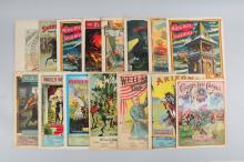 Lot of 13: Assorted Pieces of Sheet Music.
