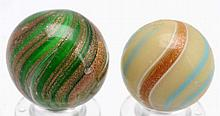 Lot of 2: Lutz Marbles