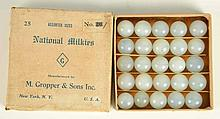 Peltier National Milkies Box Set.