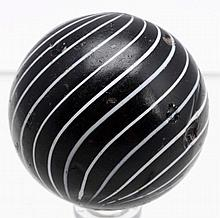 Large Black Clambroth Marble.