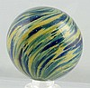 Large Onionskin Marble.