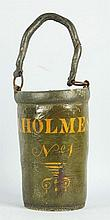 Leather Fire Bucket from Holmes #1.