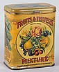 Fruits & Flowers Mixture Tobacco Tin.