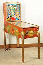Gottlieb Humpty Dumpty Pinball Machine (1947).