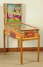 Gottlieb Sweet Add-a-Line Pinball Machine (1955).