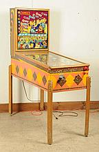 Gottlieb K.C. Jones Pinball Machine (1949).