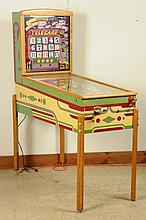Gottlieb Telecard Pinball Machine (1949).