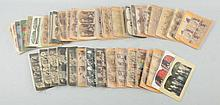 Lot of 49: Stereoviews Women.