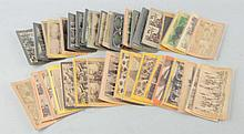 Lot of 40: Stereoviews U.S. Scenes.