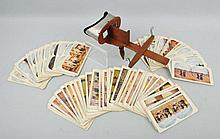 Stereoview with Cards.
