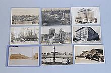 Lot of 9: Real Photo Postcards of Washington.