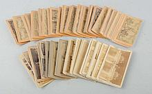 Lot of 54: Stereoviews 1893 Chicago Worlds Fair.
