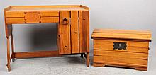 Hopalong Cassidy Desk & Chest.