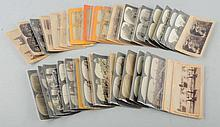 Lot of 43: Stereoviews Europe.