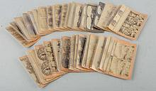 Lot of 46: Spanish American War Stereoviews.
