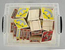Large Lot of Pepper Soda Labels.