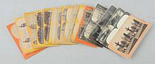 Lot of 18: Washington DC Stereoviews.