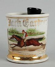 Jockeys Shaving Mug.
