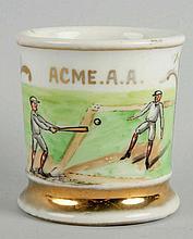 Baseball Shaving Mug.