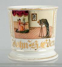 Photographer Shaving Mug.