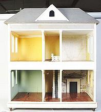 Antique Sea Captain's Doll House.