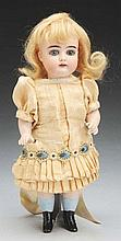 Desirable Kestner All-Bisque Doll.