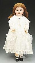 Pretty S & H Child Doll.