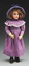 Classic B & P Child Doll.