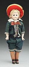 Fabulous S & H Child Doll.