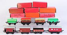 Lot of 8: Pieces of Hornby.