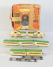 Marx Train Set in Box.