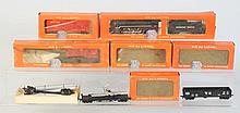Lionel HO Assorted Trains.