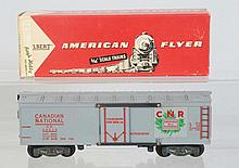American Flyer No.24419 Canadian National Reefer.