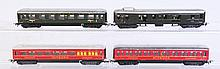 Marklin 353 Passenger Car HO Scale Train.