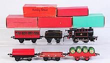 Assorted Hornby Trains.