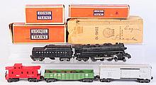 Lionel Partial No.2046W Set.