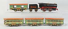 Assorted Ives & Lionel Passenger Cars 1800.
