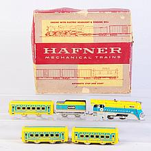 Hafner Boxed Passenger Set.