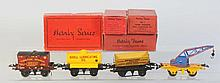 Hornby O Gauge Train Set.