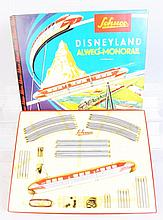 Schuco Disneyland Mono Rail Set in Box.