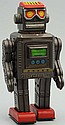 Tin Litho Battery-Operated Mr. Zerox.
