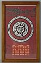 Reproduction 1902 Peters Cartridge Calendar.