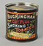 Buckingham Full & Unopened 1lb. Key Wind Tin.