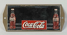 1930s Coca-Cola Mirror Sign.