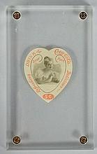 1899 Coca-Cola Celluloid Bookmark.