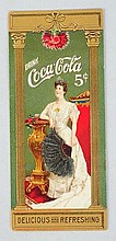 1905 Coca-Cola Bookmark.