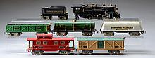 American Flyer 7pc Freight Set.