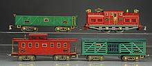 American Flyer Wide Gauge Box Set.
