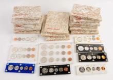 Lot Of 12: U.S Mint Sets.